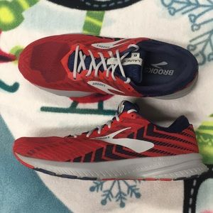 Mens Brooks Launch 6 Sneakers